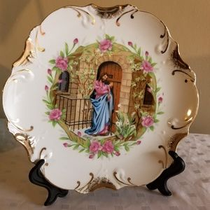 Other - Jesus Knocking At The Door Plate